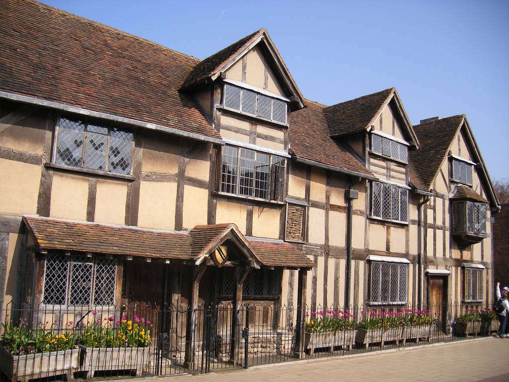 Casa lui William Shakespeare