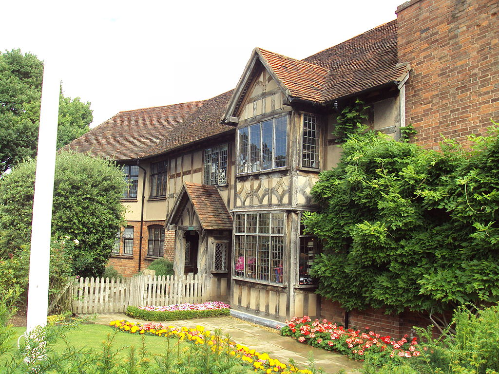 Casa lui William Shakespeare1