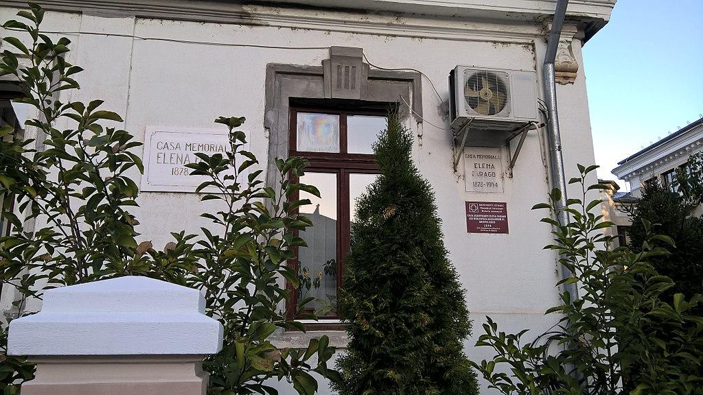 "Casa memorială ""Elena Farago""1"