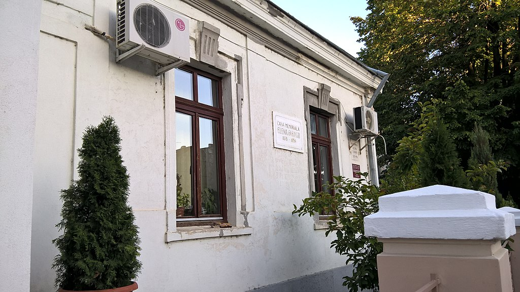"Casa memorială ""Elena Farago""11"