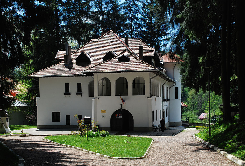 """Casa memorială """"George Enescu"""" Sinaia"""