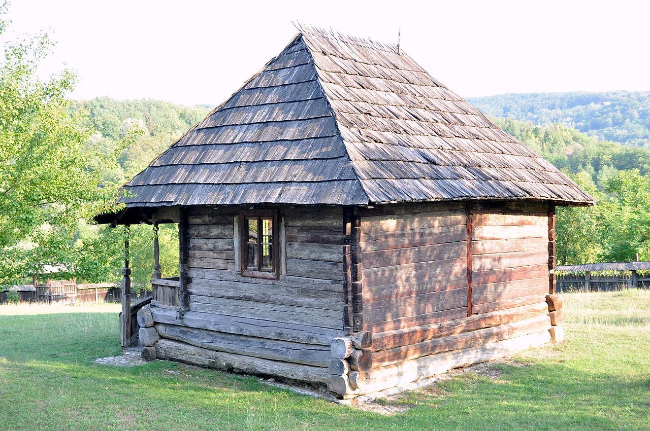 """Casa memorială """"Tudor Vladimirescu""""1"""