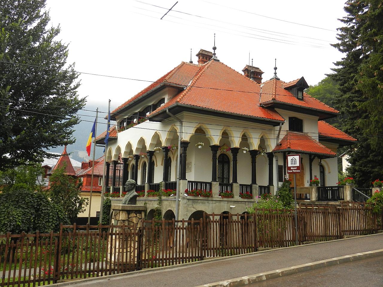 Casa memorială Cezar Petrescu