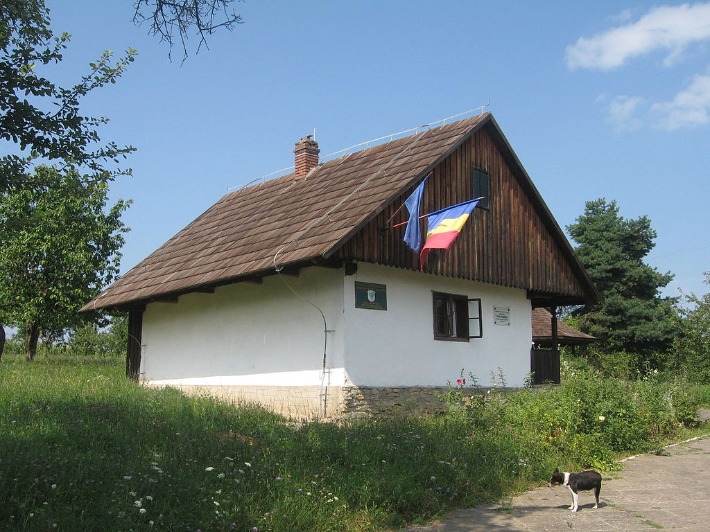 Casa memorială Ciprian Porumbescu111