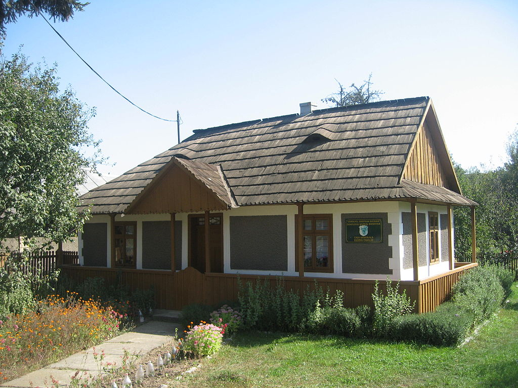 Casa memorială Eusebiu Camilar
