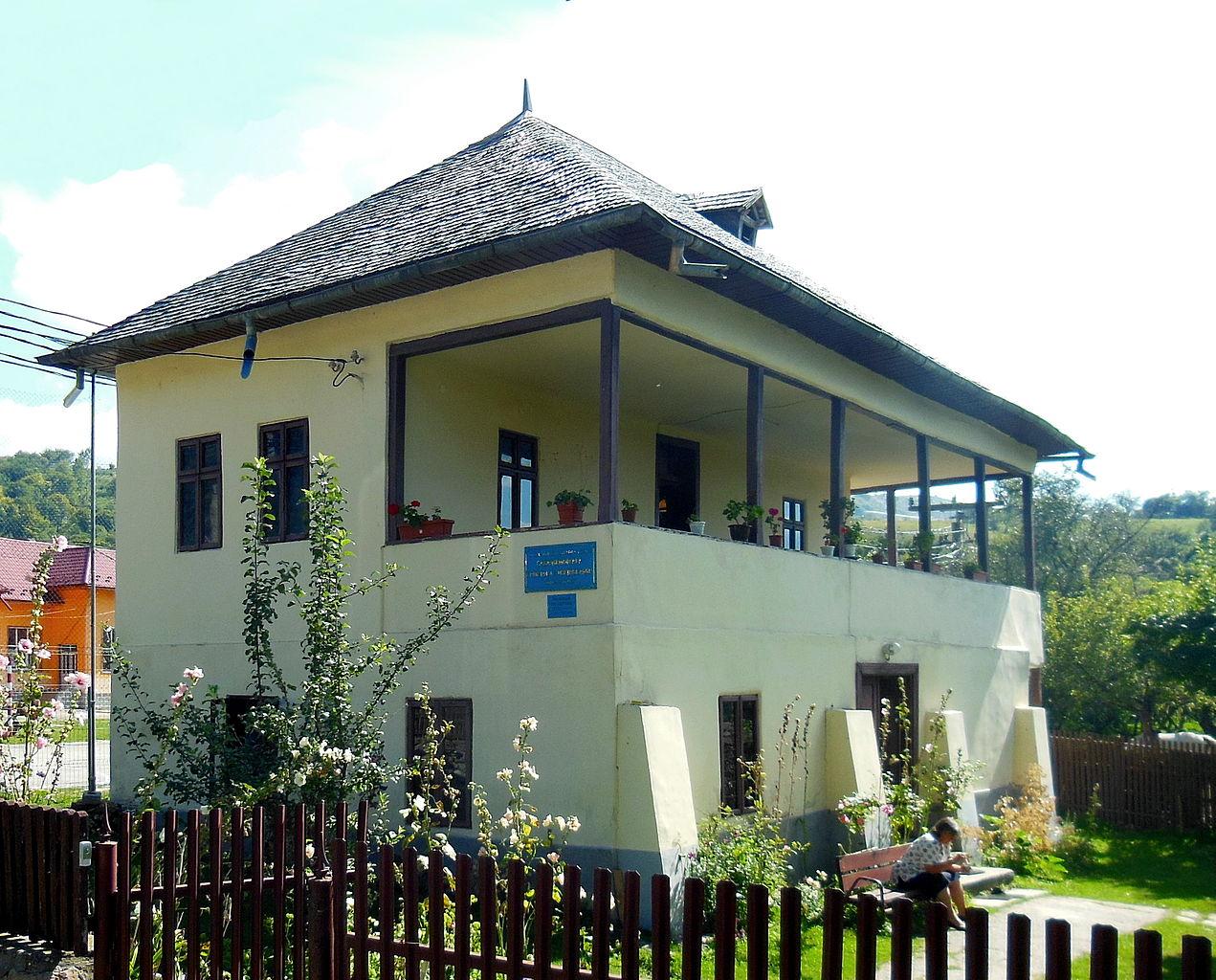 Casa memorială George Topârceanu