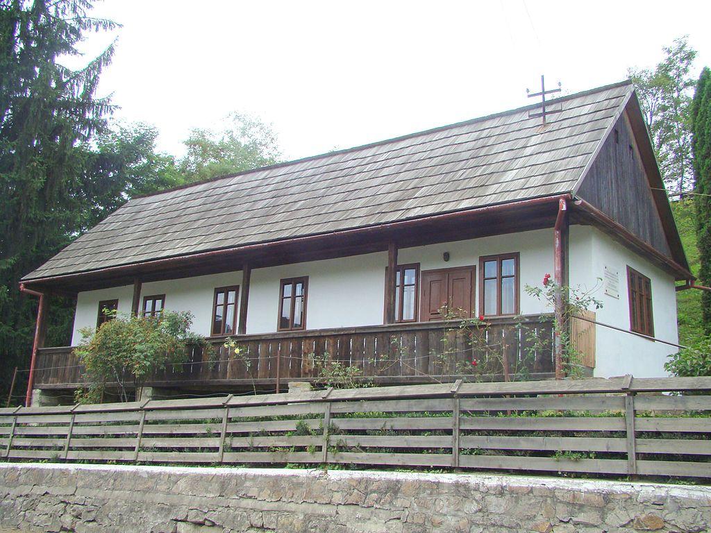 Casa memorială Liviu Rebreanu – Năsăud