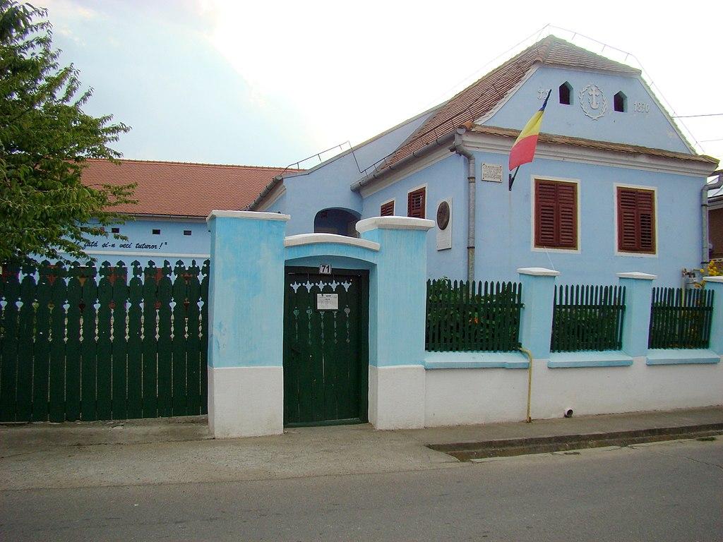 Casa memorială Lucian Blaga