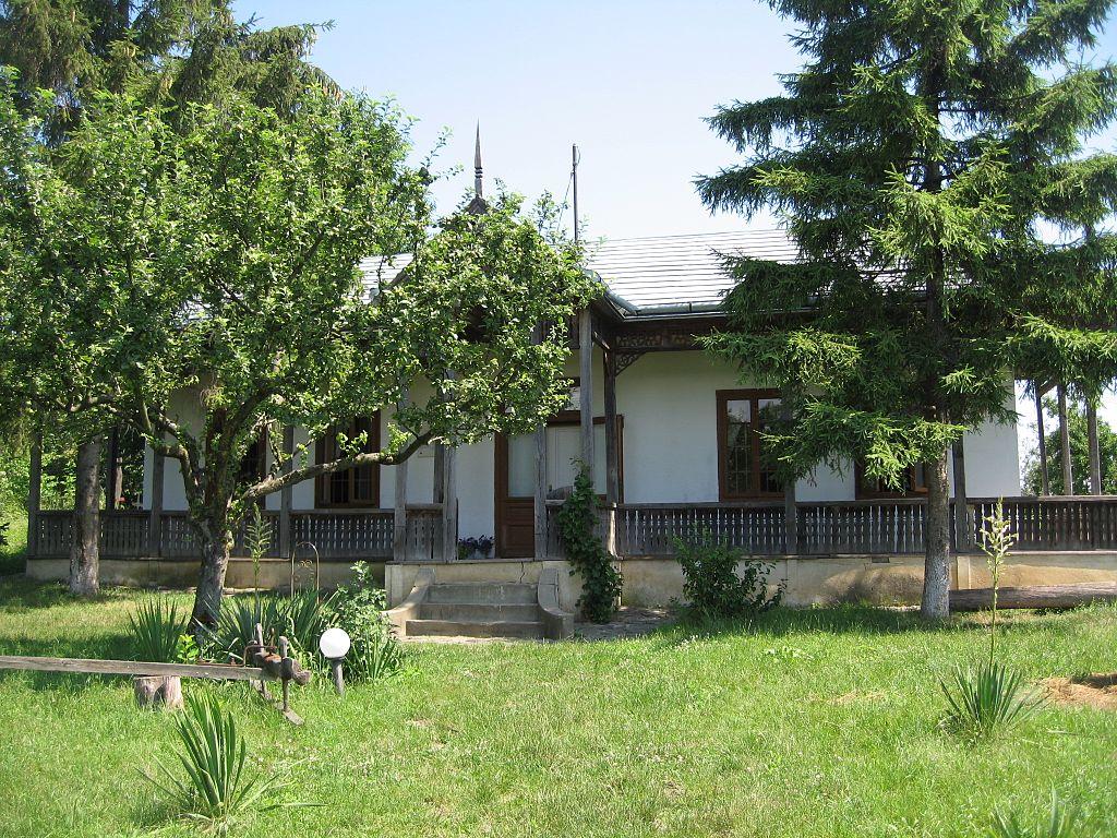 Casa memorială Mihai Eminescu1