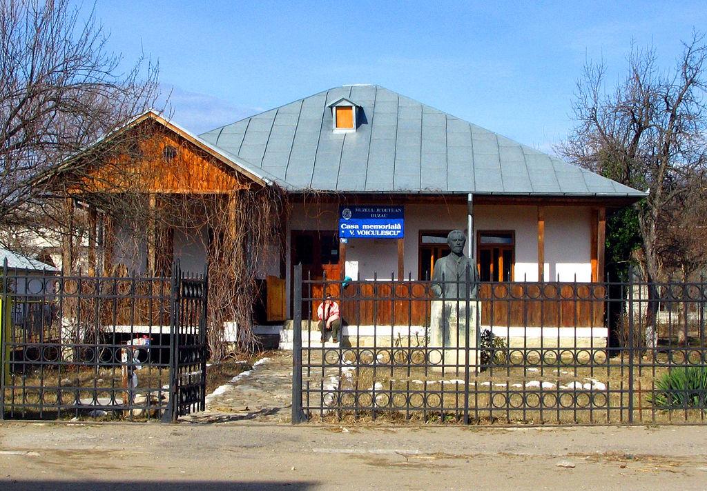 Casa memorială Vasile Voiculescu