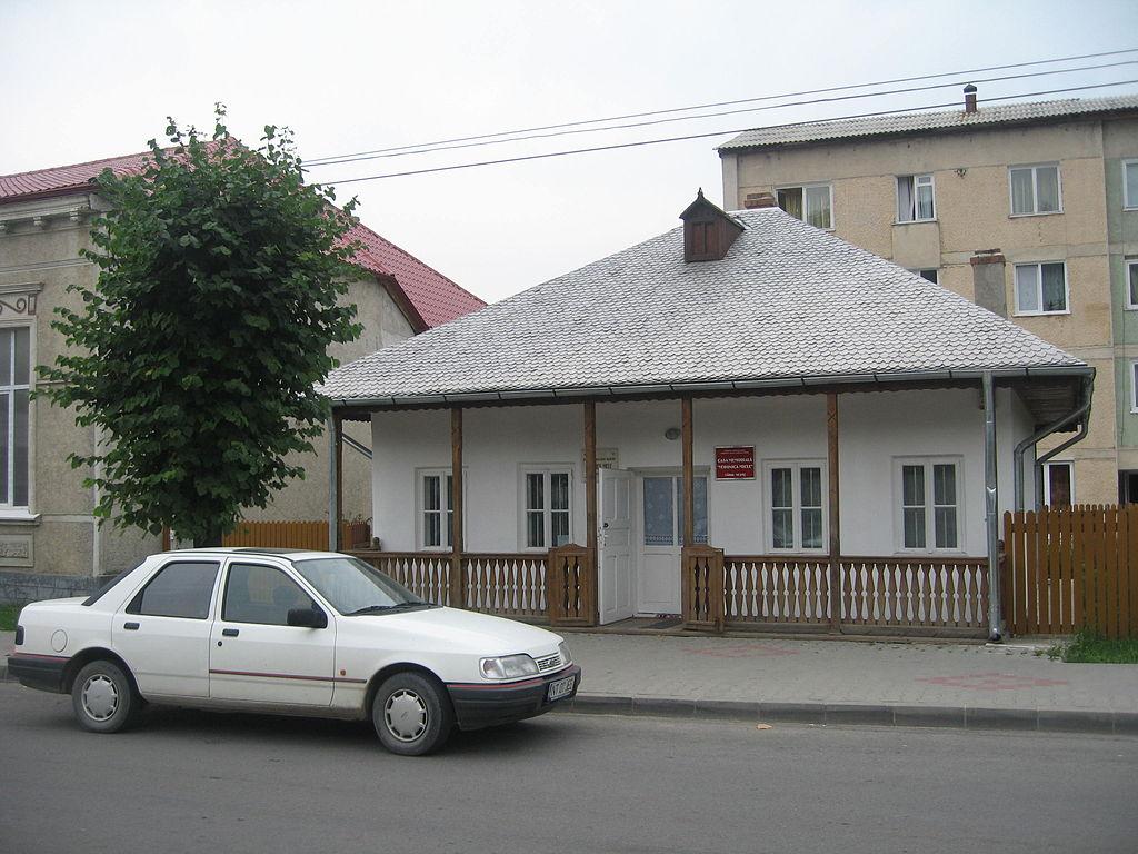 Casa memorială Veronica Micle