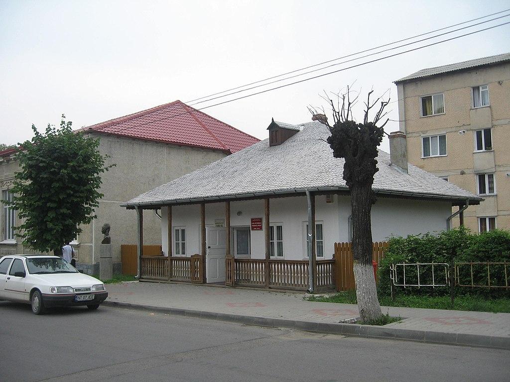 Casa memorială Veronica Micle1