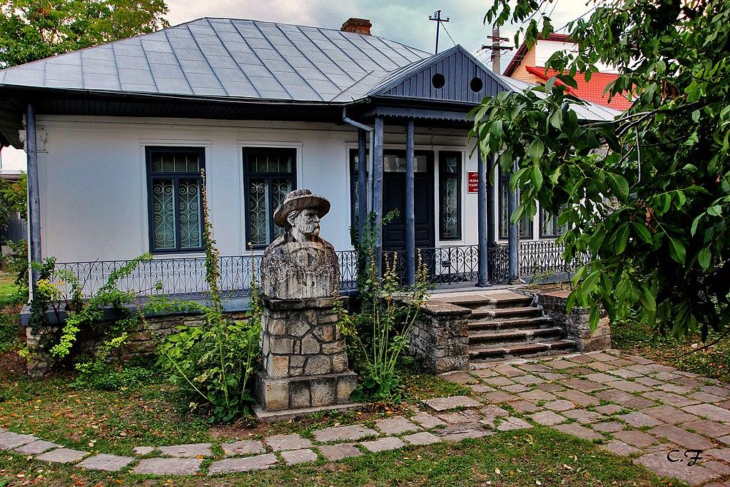 Casa memoriala Calistrat Hogas1