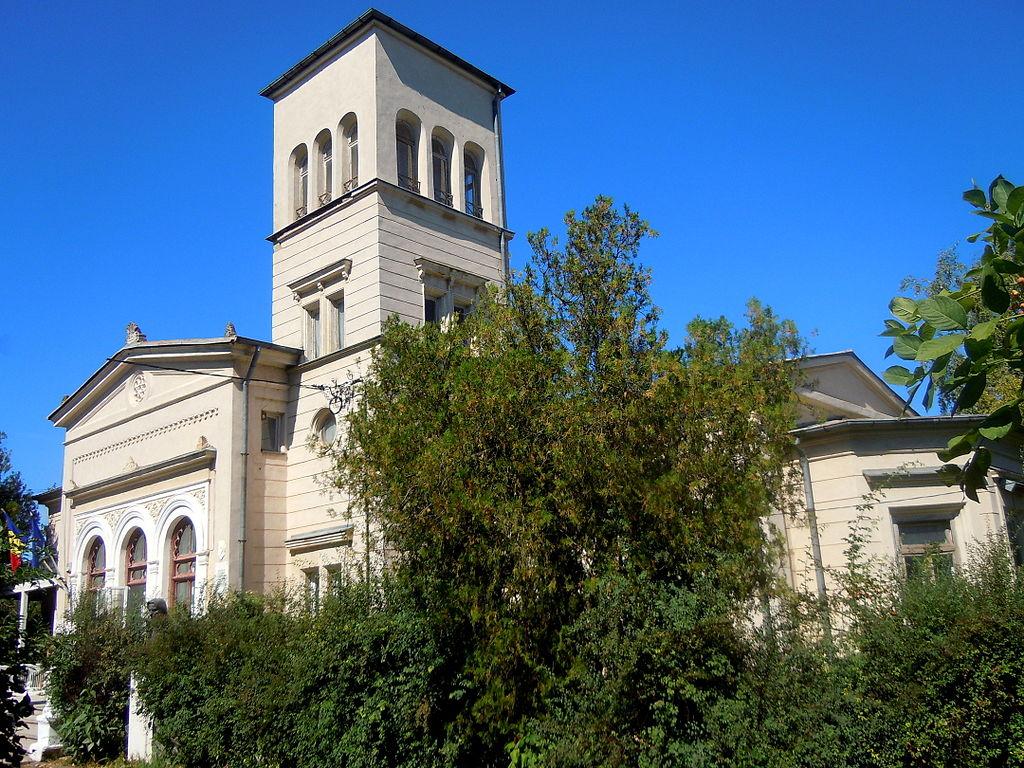 Casa memoriala Mihail Sadoveanu