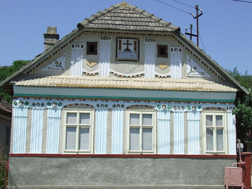 Casa traditionala Taga