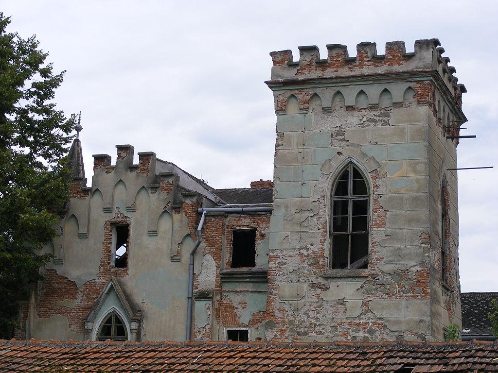 Castel Nopcsa turn