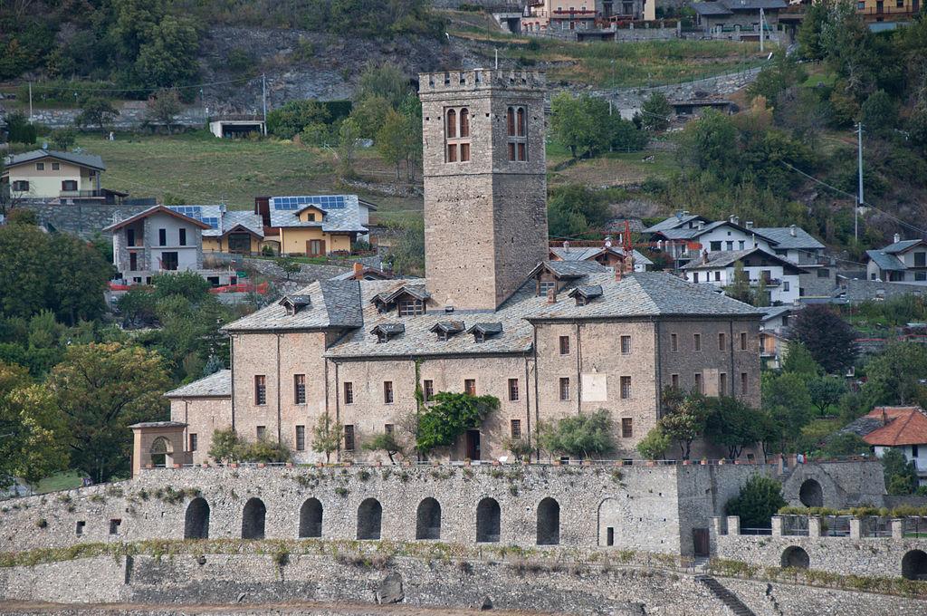 Castello di Sarre1