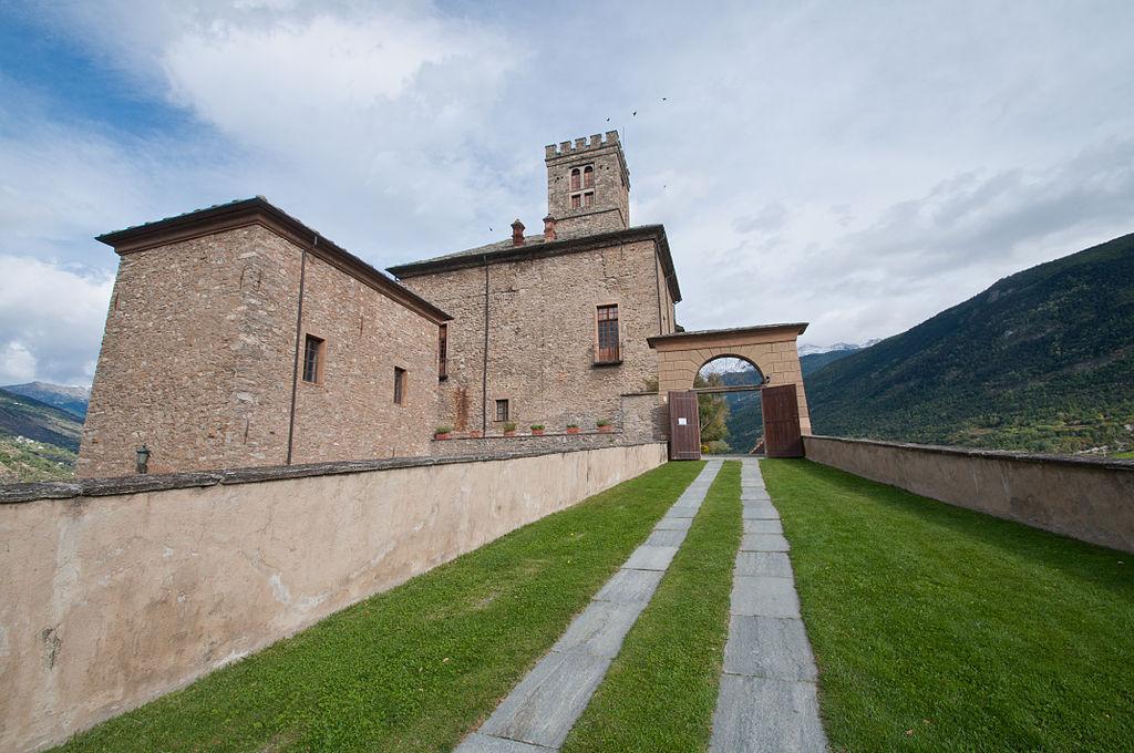 Castello di Sarre11