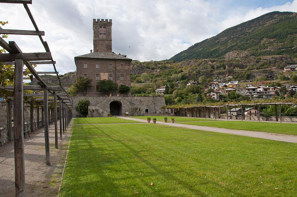 Castello di Sarre111