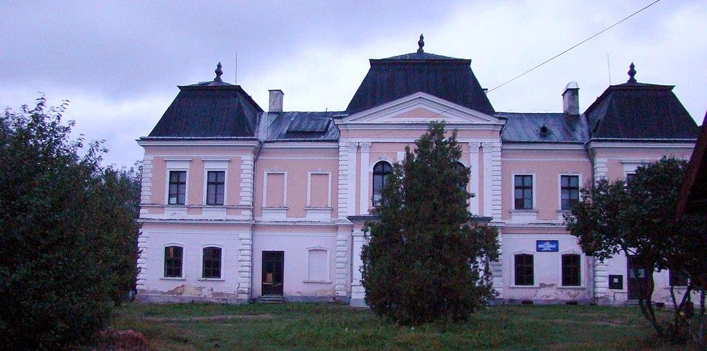 Castelul Banffy de la Răscruci1