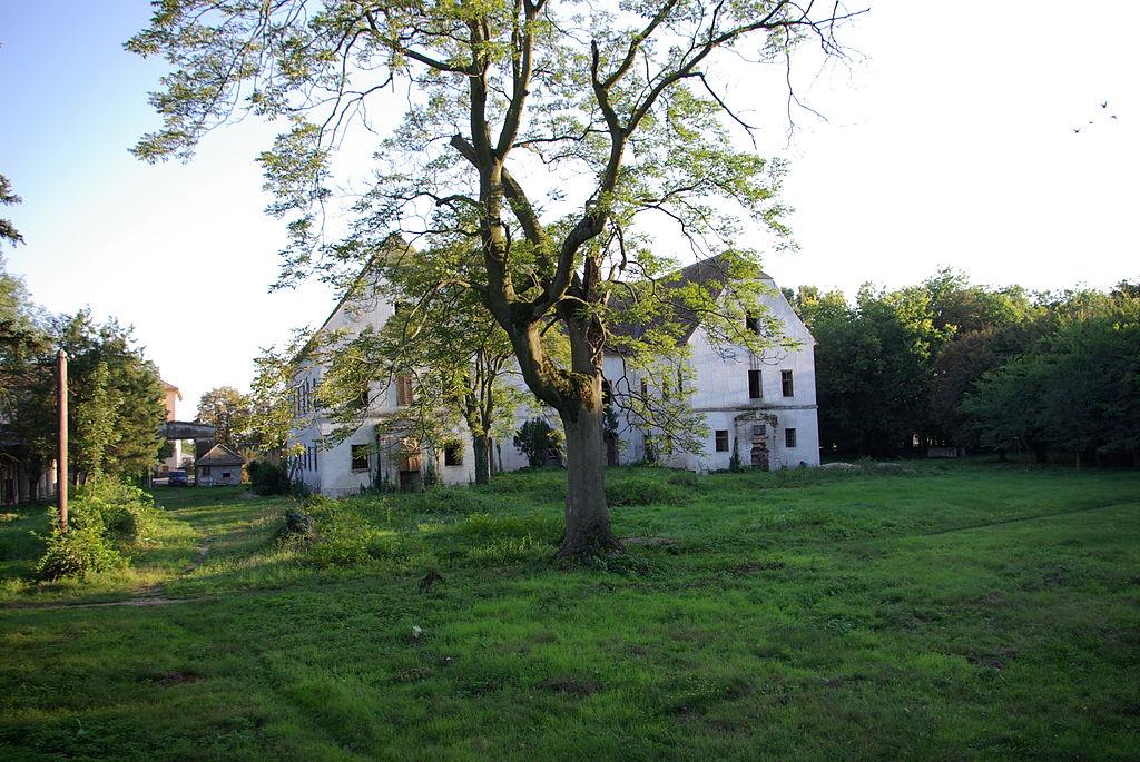 Castelul Banloc1