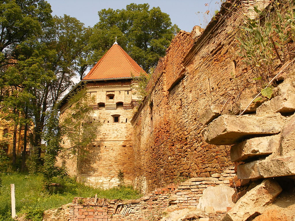 Castelul Bethlen din Criș