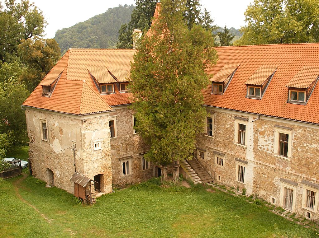 Castelul Bethlen din Criș1