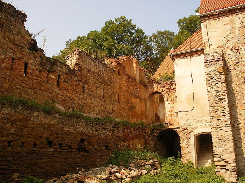Castelul Bethlen din Criș11
