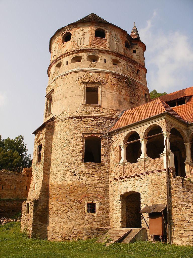 Castelul Bethlen din Criș1111