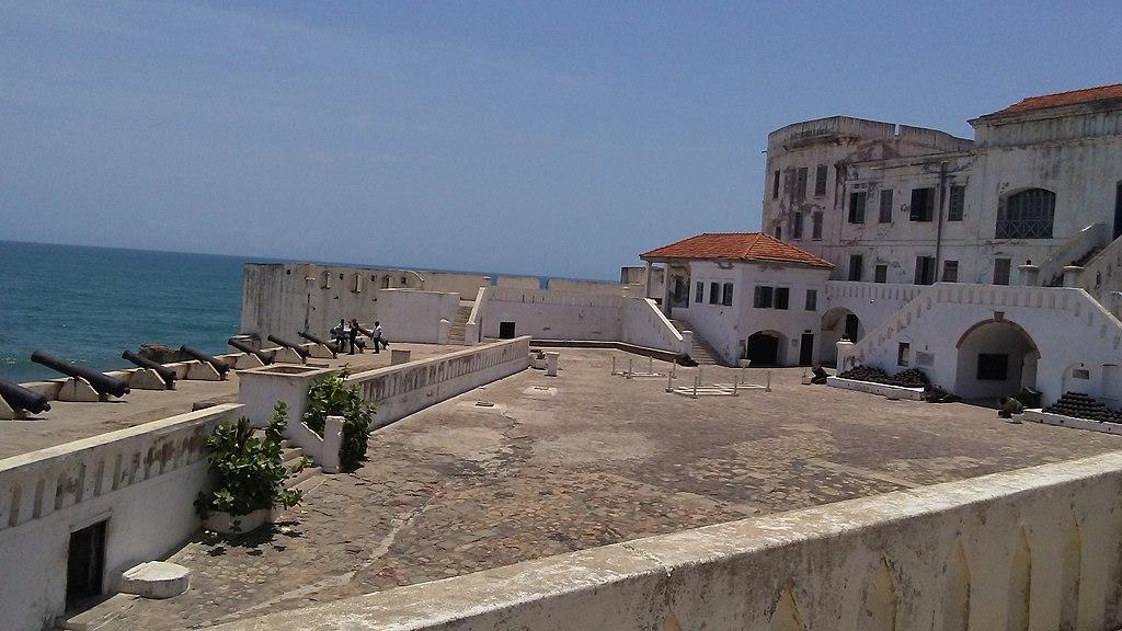 Castelul Cape Coast1111