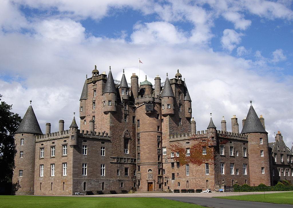 Castelul Glamis