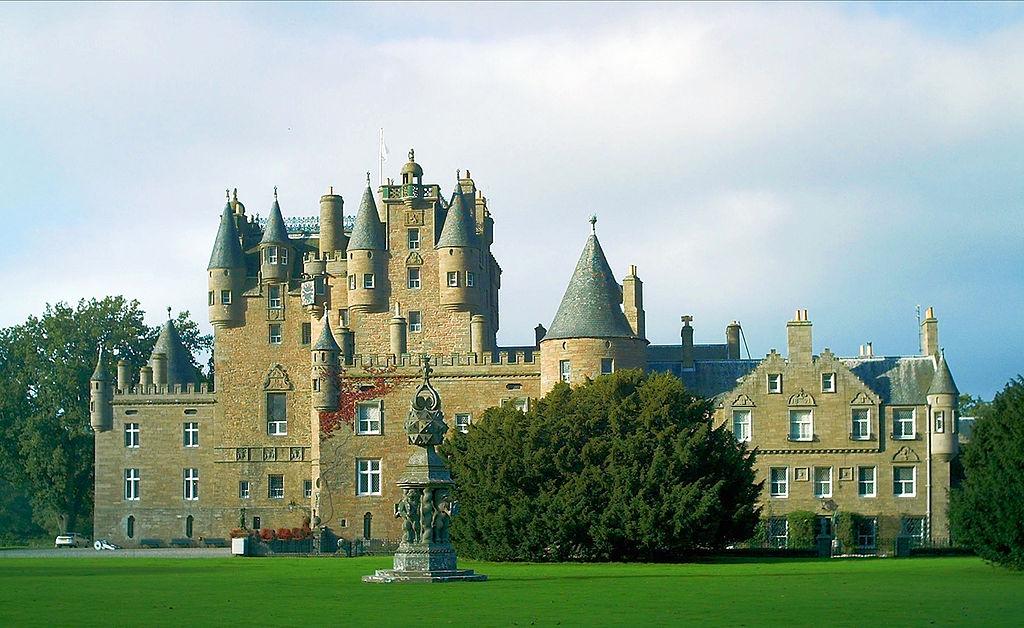 Castelul Glamis1