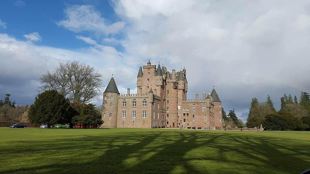 Castelul Glamis11