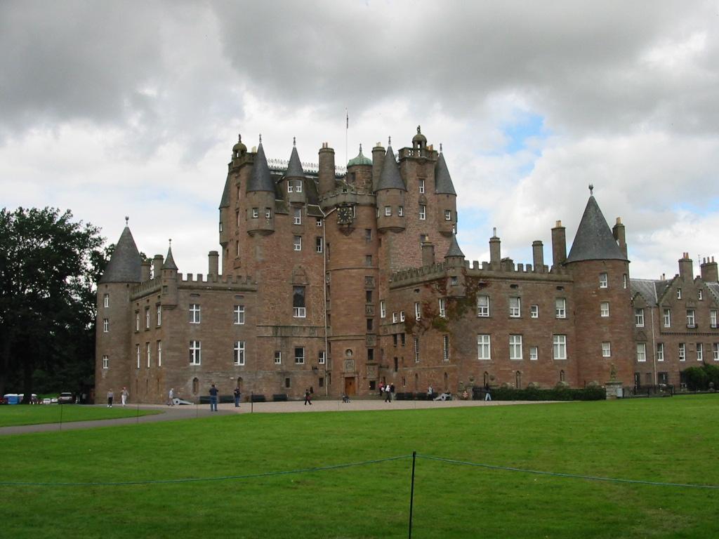 Castelul Glamis111