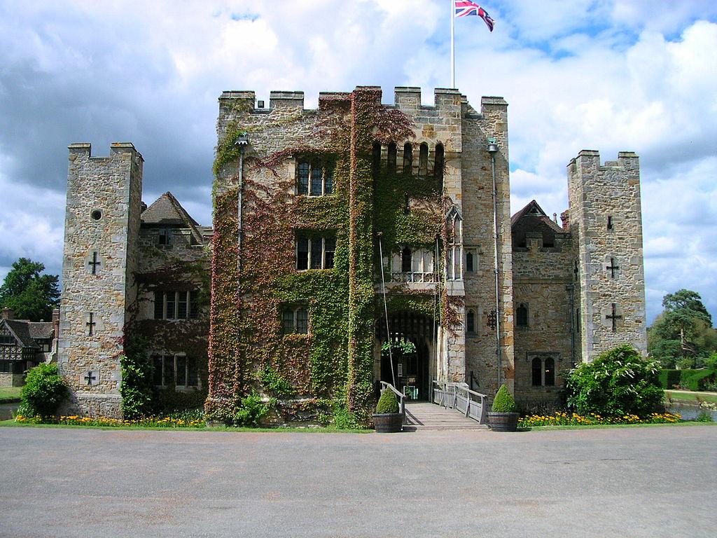 Castelul Hever