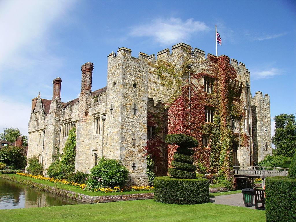 Castelul Hever1