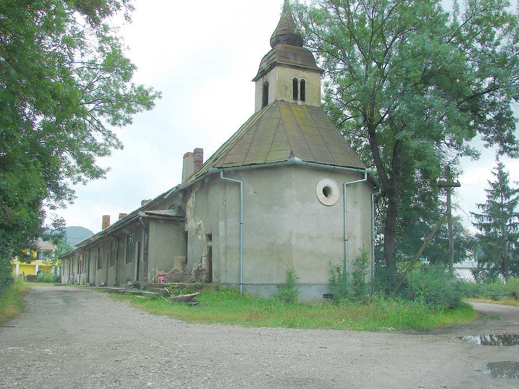 Castelul Josika din Surduc