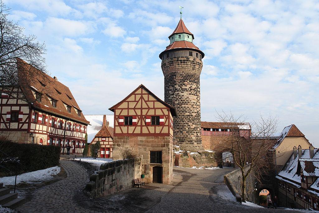Castelul Kaiserburg1