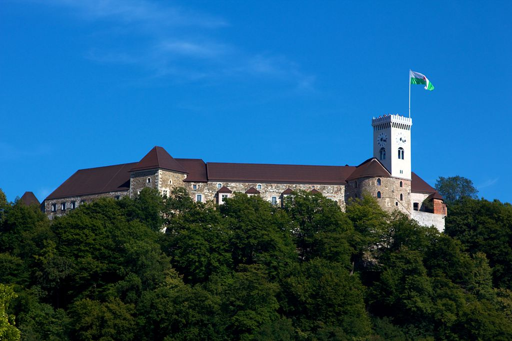 Castelul Ljubljana
