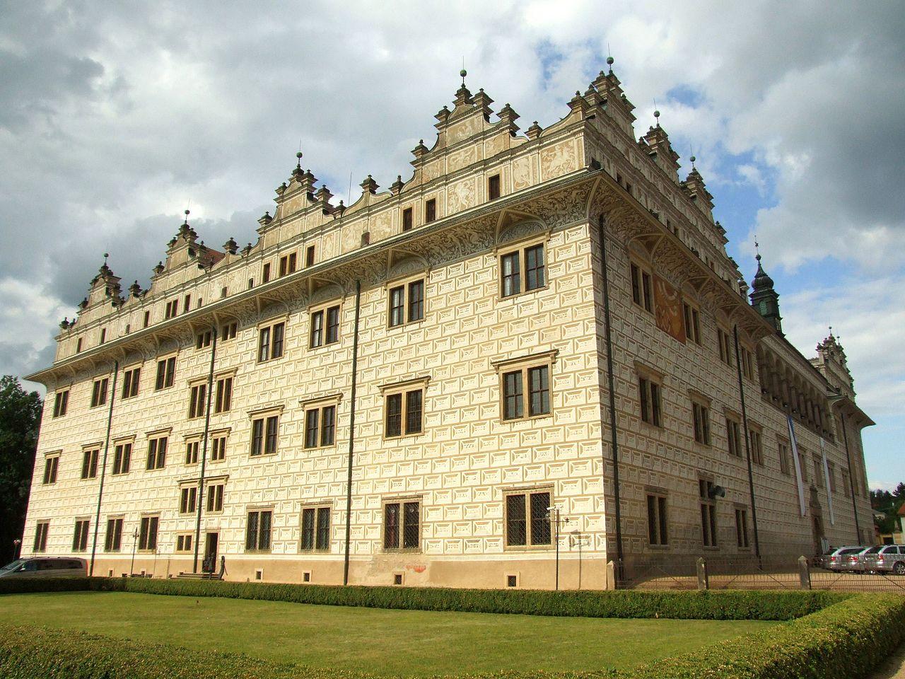 Castelul Lytomysl