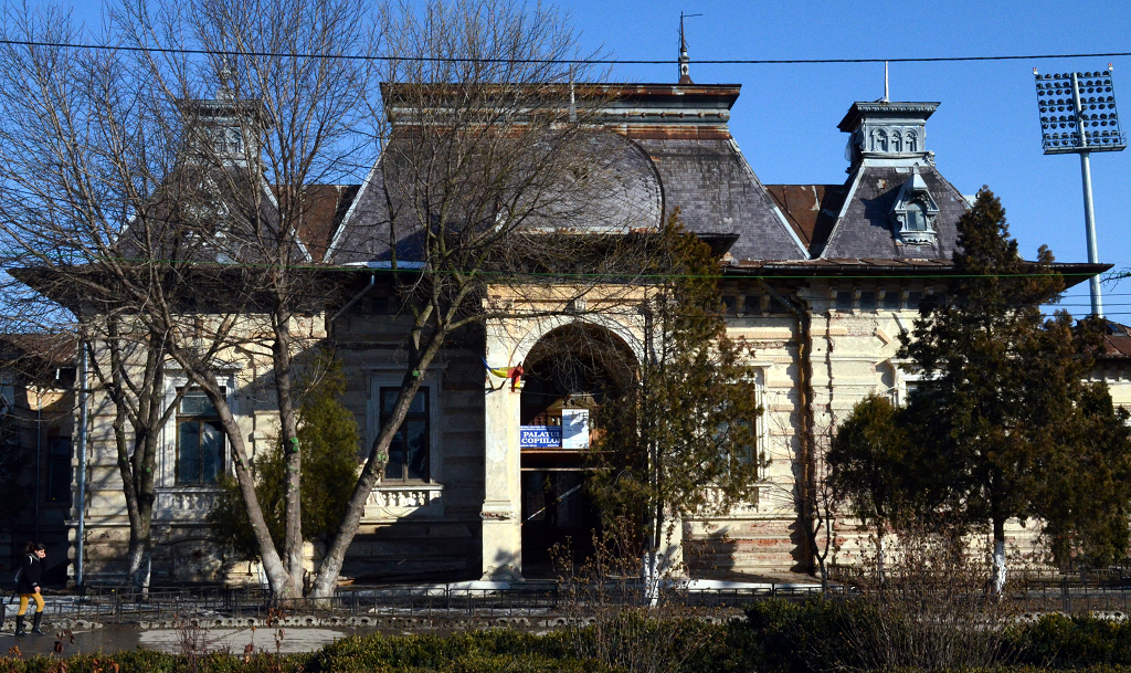Castelul Mavrocordat