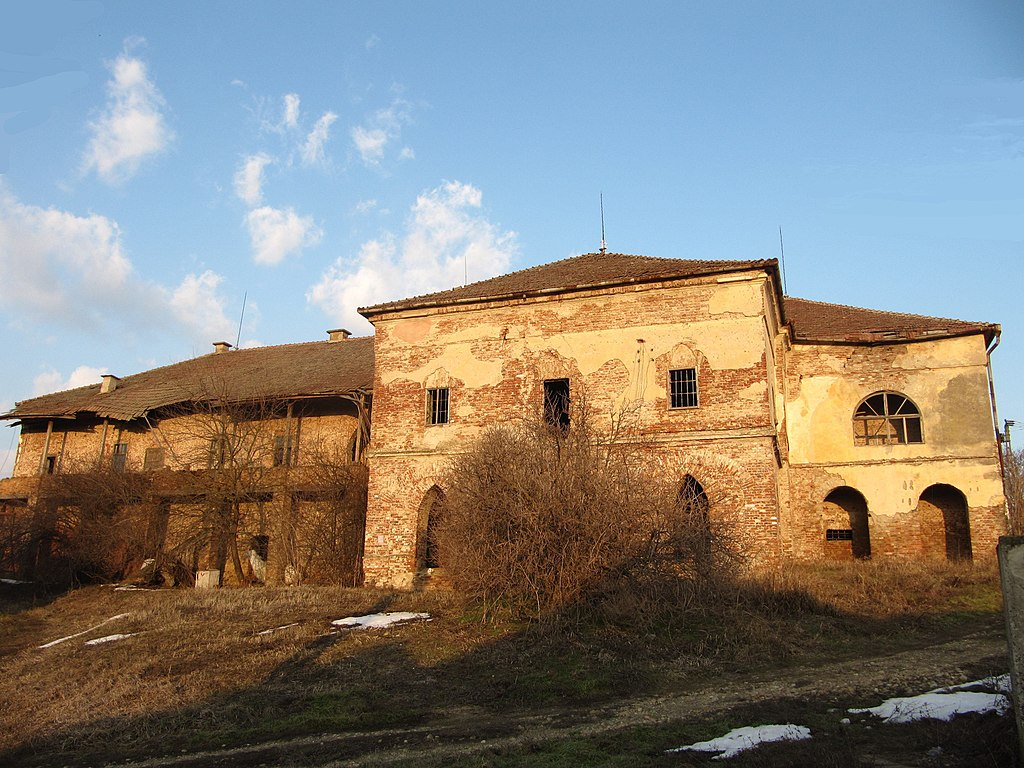 Castelul Mercy