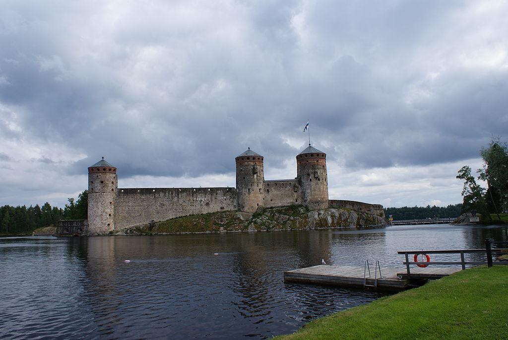 Castelul Olavinnlinna1