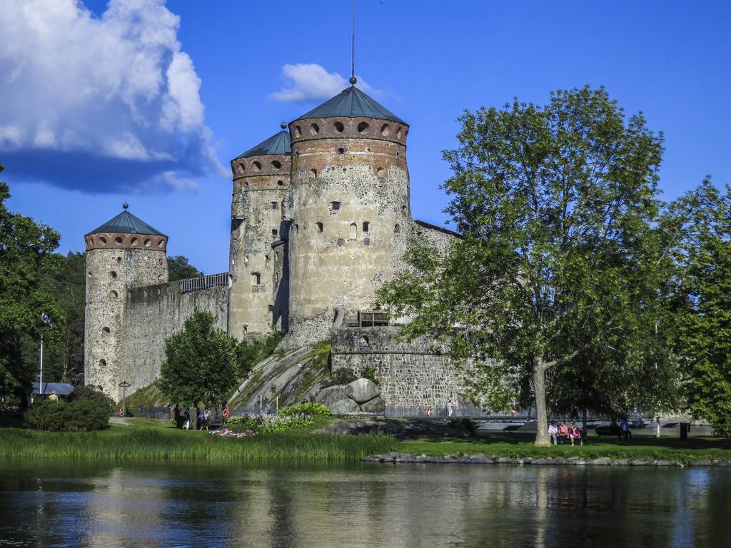 Castelul Olavinnlinna111