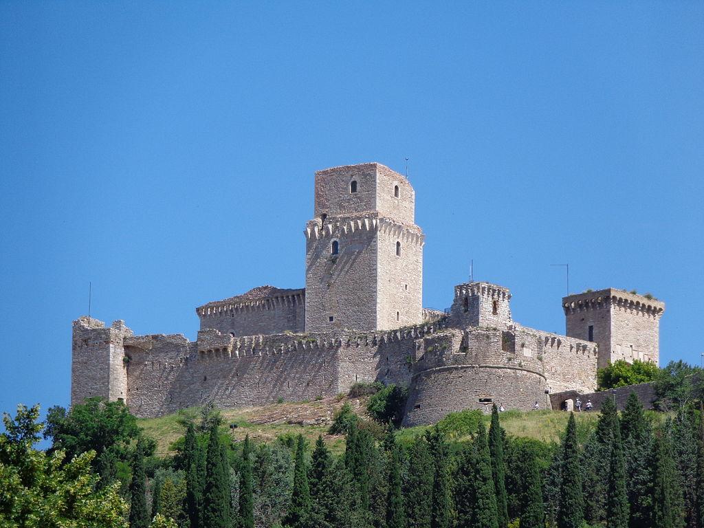 Castelul Rocca Maggiore