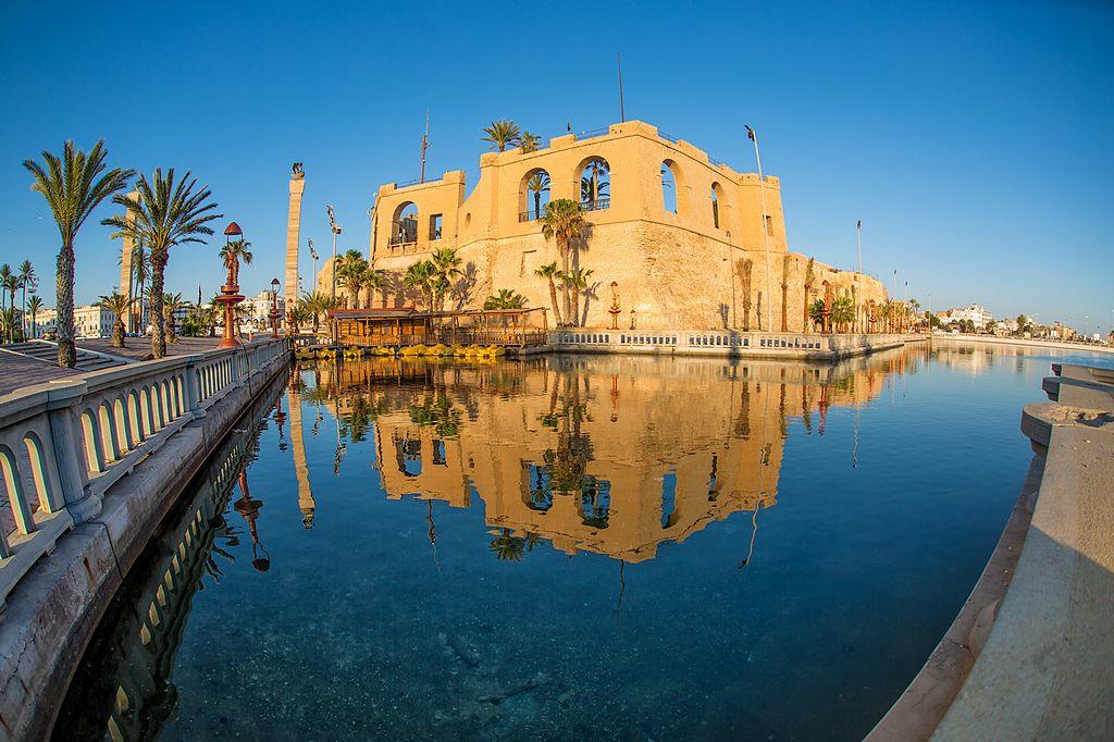 Castelul Rosu Tripoli