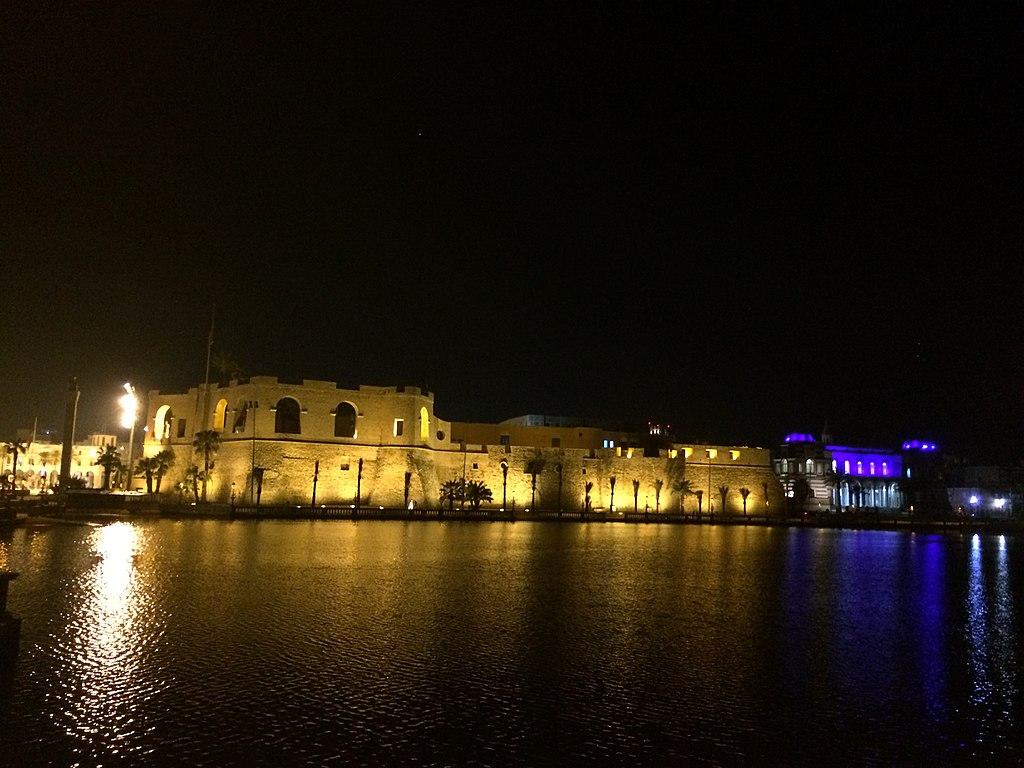 Castelul Rosu Tripoli1