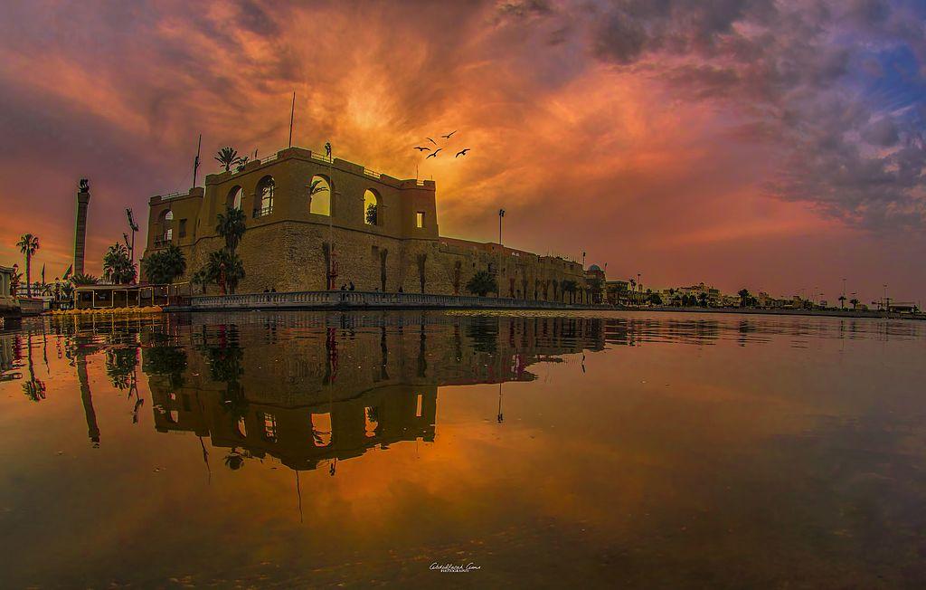 Castelul Rosu Tripoli11