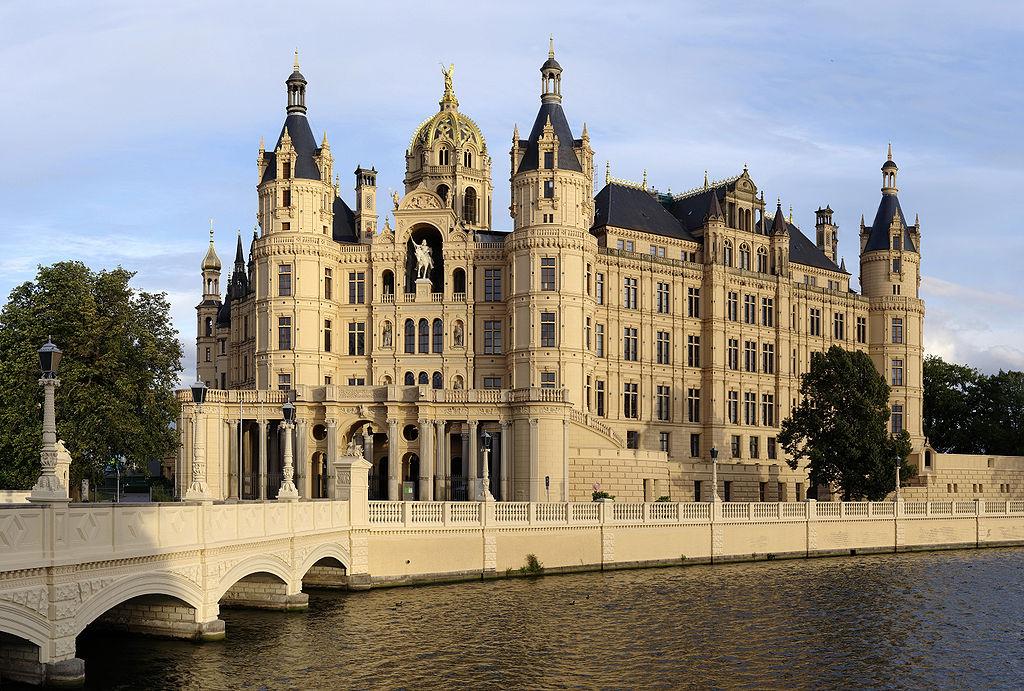 Castelul Schwerin11