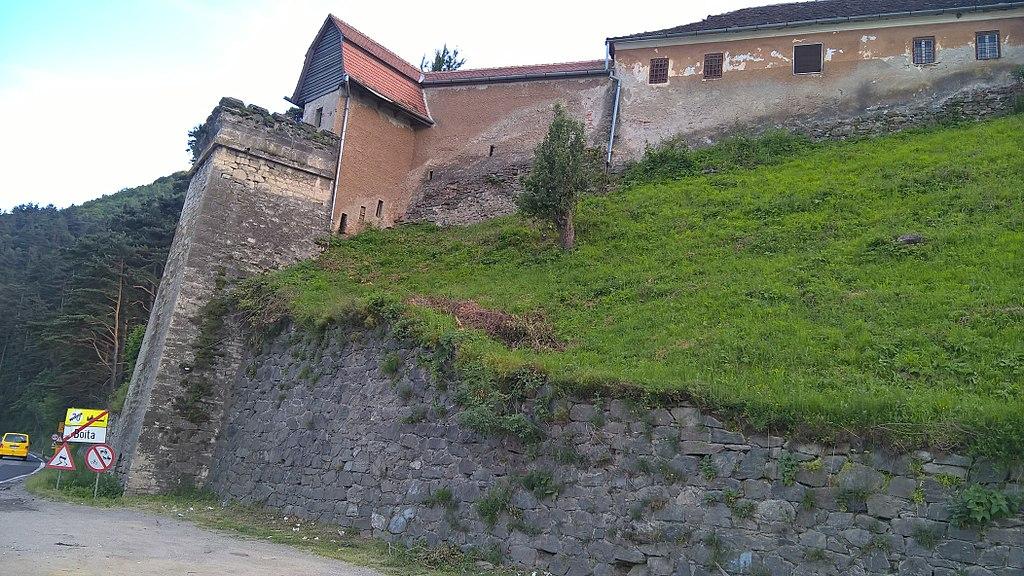 Castelul Turnu Rosu
